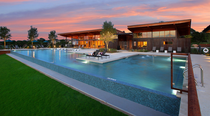Wolf Ranch Amenity Center