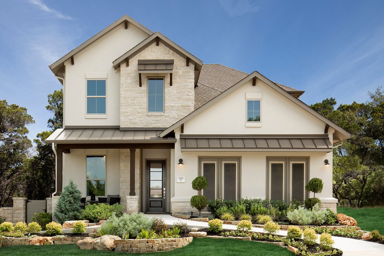 Now Available! Patio Homes in Georgetown TX at Wolf Ranch by Hillwood